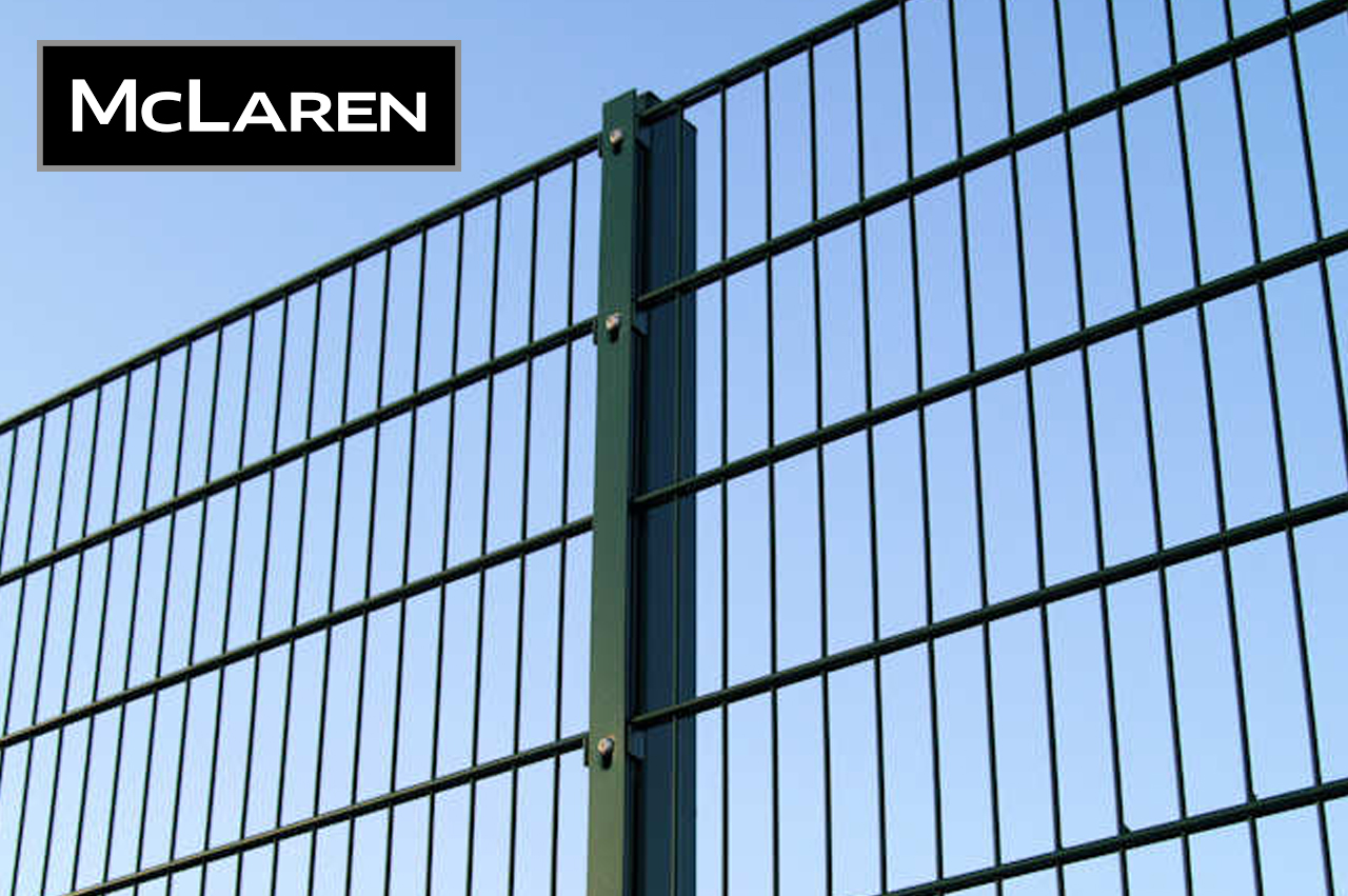 Park Lane Fencing secures new contract with McLaren