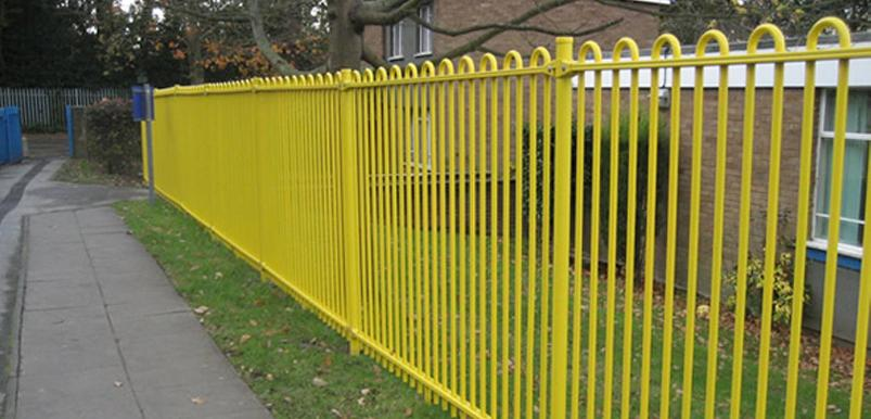 metal railing installation Birmingham